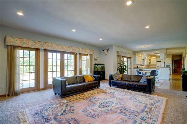 five Acres overlooking Token Creek Conservancy luxury real estate