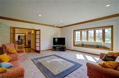 Luxury real estate five Acres overlooking Token Creek Conservancy