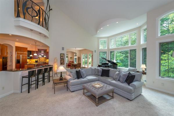 Luxury homes One-of-a-kind home in elm grove