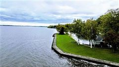 magnificent estate on Lake Butte des Morts luxury real estate