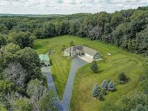 Luxury real estate custom built ranch on 40 acres