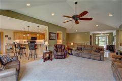 Luxury homes in custom built ranch on 40 acres