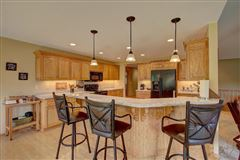 Luxury homes custom built ranch on 40 acres