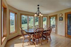 Luxury real estate custom built ranch on 40 acres