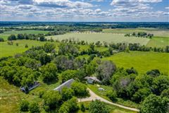 Luxury homes 120 acres near Holy Hill
