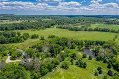 120 acres near Holy Hill  luxury homes