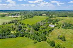 Luxury real estate 120 acres near Holy Hill