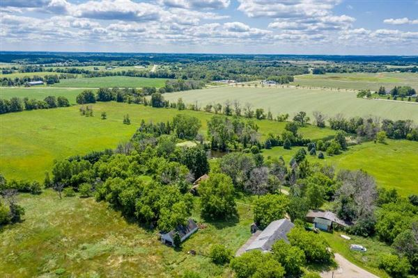 120 acres near Holy Hill  mansions