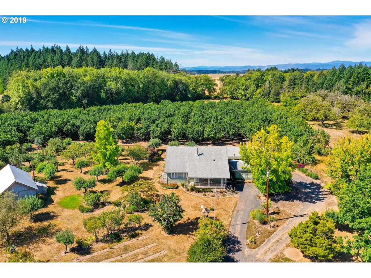 Luxury real estate close-in acreage