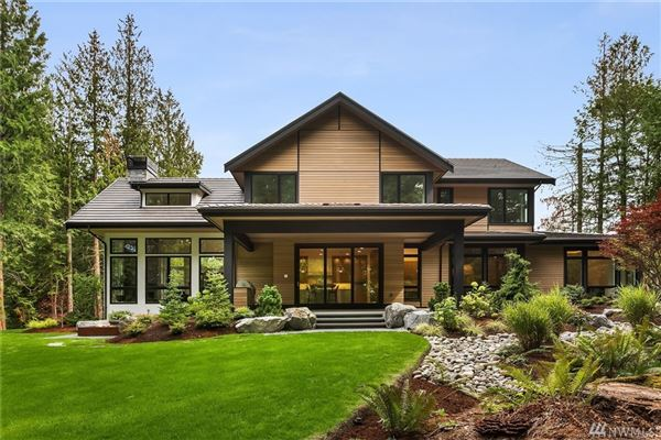 Luxury homes a stunning custom home