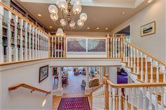 Luxury homes custom waterfront gem