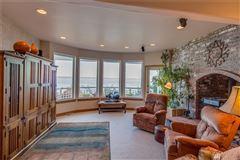 Luxury homes in custom waterfront gem