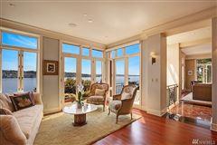 Luxury real estate Italian-villa inspired waterfront beauty