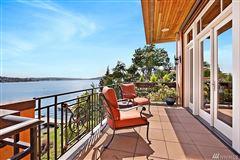 Luxury homes in Italian-villa inspired waterfront beauty