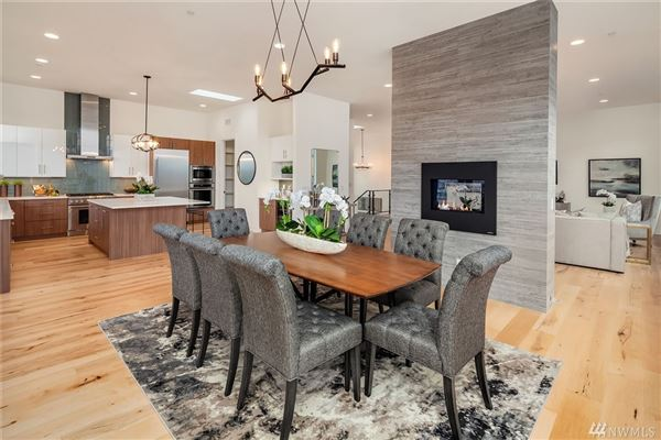 contemporary luxury in Market Street Collection luxury homes