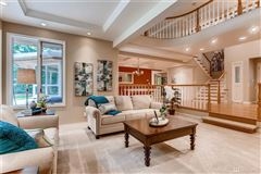 Luxury homes in beautiful remodeled custom home in lovely setting