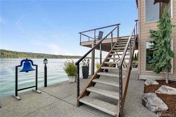 hidden gem on the shores of Prospect Point luxury real estate