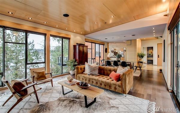 Iconic architecturally-advanced home luxury real estate