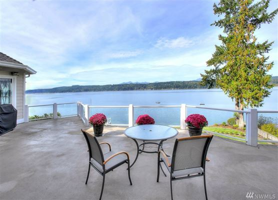 Hood Canal Estate in belfair luxury real estate