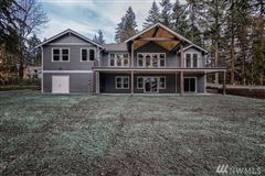 Luxury homes in the home of your dreams in snohomish