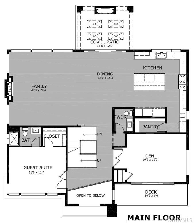 Mansions brand new contemporary near downtown