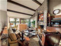 Luxury real estate custom estate on Lake Steilacoom
