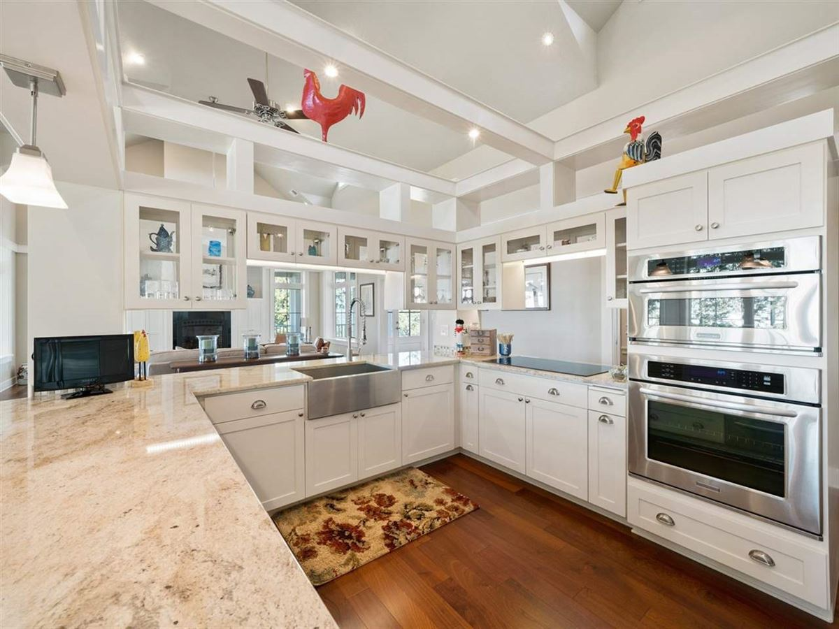 Luxury homes thoughtful true Craftsman design on 10 acres