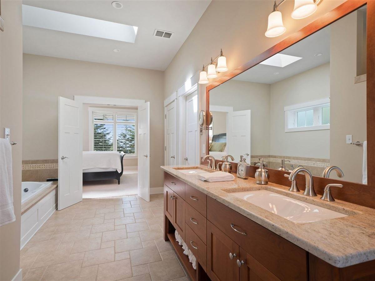 Luxury properties thoughtful true Craftsman design on 10 acres