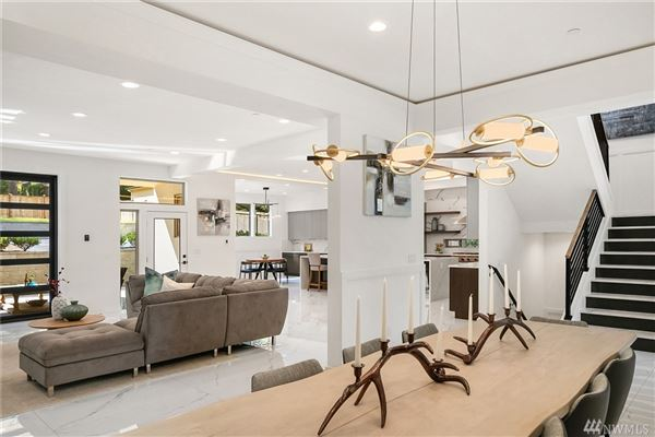 custom luxury modern home on mercer island luxury properties