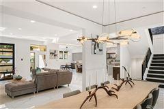 custom luxury modern home on mercer island luxury real estate