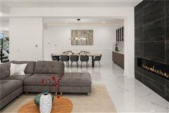 Mansions in custom luxury modern home on mercer island