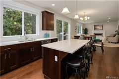 Luxury real estate beautiful like-new craftsman