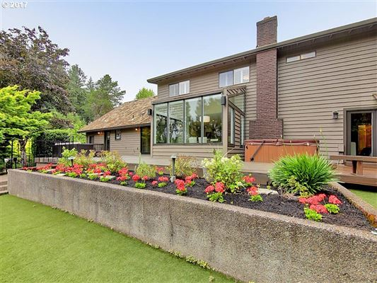 Luxury real estate Thoroughly remodeled Hartung Farms contemporary