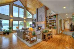 Luxury homes in Custom Hood Canal Estate