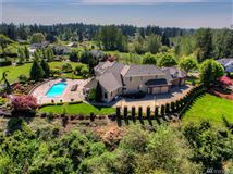 premier Edgewood estate in elevated position luxury real estate