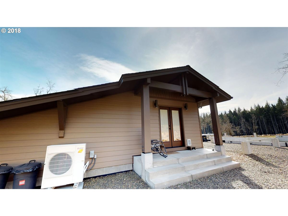 Luxury properties sought after Columbia River Gorge view