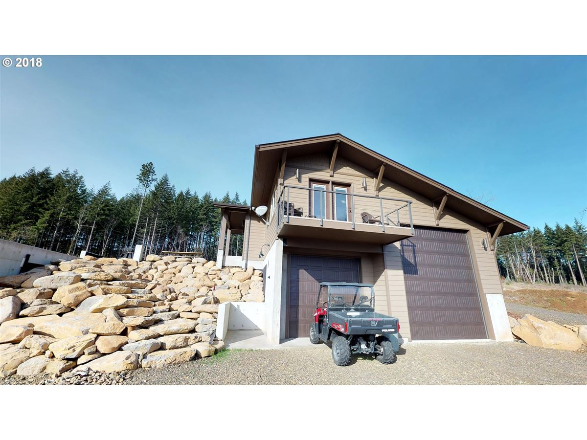 sought after Columbia River Gorge view luxury properties