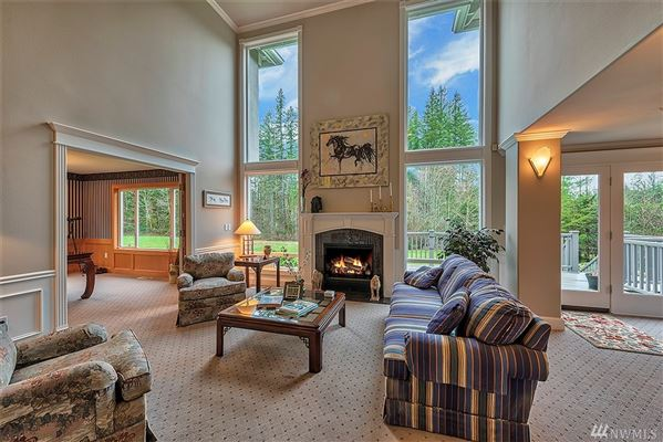 Luxury real estate Ultimate living for both human and horse