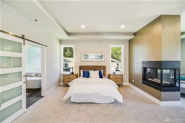 Luxury homes in over the top elegance