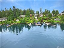 A rare find on Evergreen Point in Medina luxury properties