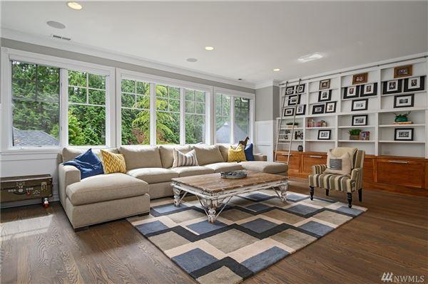 on desirable Treemont Way luxury homes