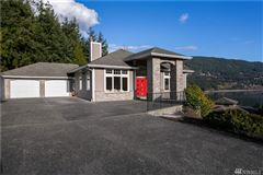 fully renovated custom home with breathtaking bay views mansions