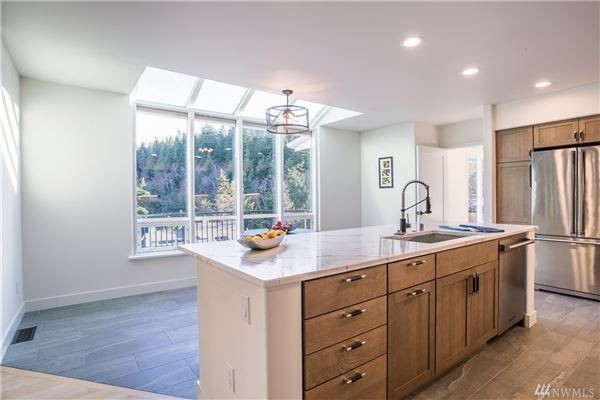 Luxury properties fully renovated custom home with breathtaking bay views