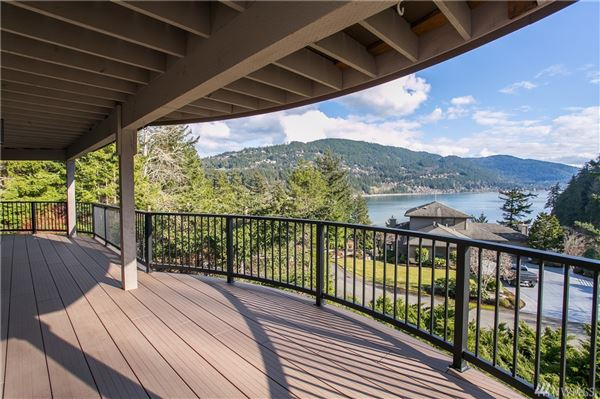fully renovated custom home with breathtaking bay views luxury properties