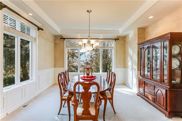 Luxury real estate Sophisticated style in private gated community