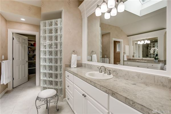 Sophisticated style in private gated community mansions