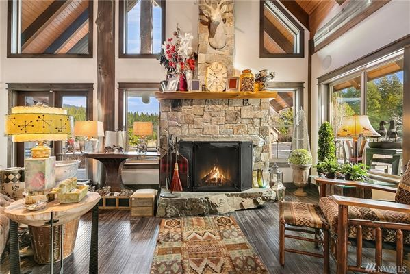 Unique property luxury homes