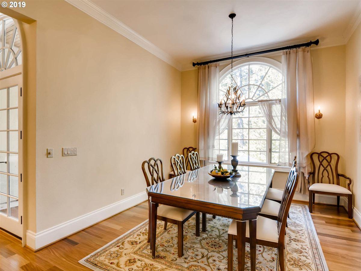 custom european-style home luxury real estate