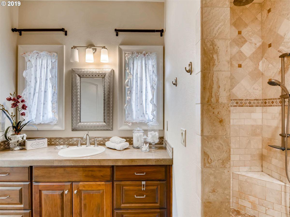 Luxury properties custom european-style home