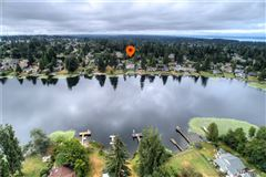 Luxury real estate gorgeous lake serene waterfront estate